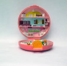collecting polly pocket