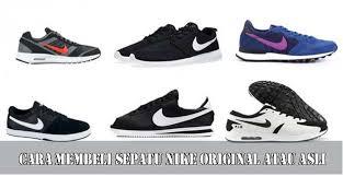 Nike Asli cara membeli sepatu nike original atau asli changingmedia