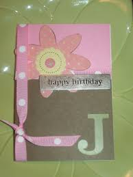 gotta make it handmade birthday card inspireme crafts