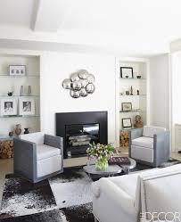 Black Furniture Living Room Ideas Black And White Chairs Living Room Interesting Black White And