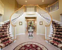Foyer Stairs Design Alluring Double Stairs Design Post Your Dream Staircase Design