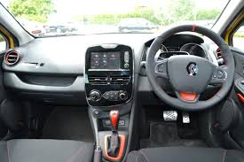 renault sport interior renault clio renaultsport 200 turbo review drivingtalk