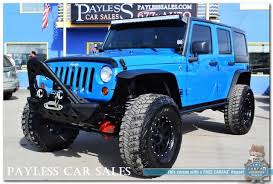 jeep rubicon 4x4 4 door 2011 jeep wrangler unlimited 4x4 4 door hardtop lifted