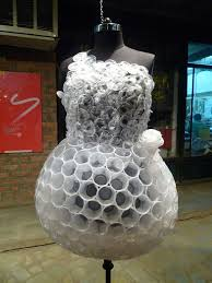 73 best dresses paper and recycled materials images on pinterest