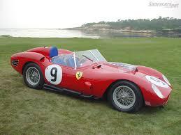 Ferrari California 1960 - 1960 ferrari 250 tr59 60 ferrari supercars net