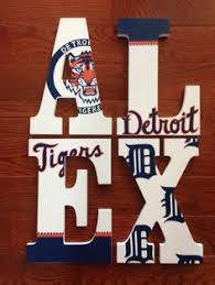 Detroit Tigers Crib Bedding Not A Whole Lot To Choose From Via For Detroit Tigers