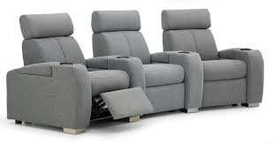 Movie Theater Sofas Home Theater Seating And Sectionals Kole Digital