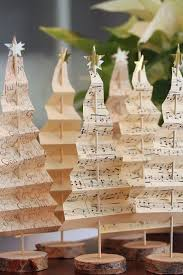 musical brown christmas tree best 25 sheet crafts ideas on paper christmas