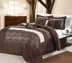 Bed In Bag Sets Brown Bedding Set Brown Bed Sets It Is Lostcoastshuttle