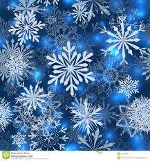 seamless snowflake patterns stock image image 34700881