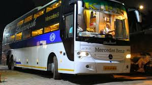 travels images Mercedes benz sleeper bus kpn travels rcbuses india jpg