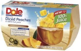 dole fruit bowls weis dole fruit cups 67