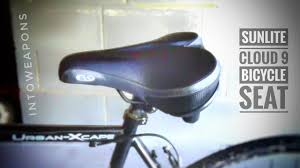 Most Comfortable Mtb Saddle Sunlite Cloud 9 Bicycle Suspension Cruiser Saddle Bike Seat