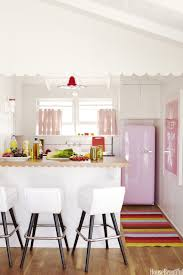 Designing A Small Kitchen by Popular Kitchen Paint And Cabinet Colors Colorful Kitchen Pictures