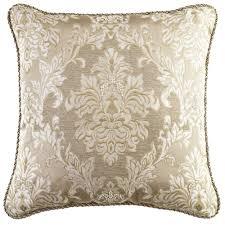 18 square ava leaf comforter bedding by croscill