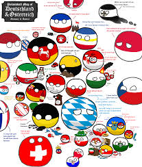East West Germany Map by Polandball Map Of Austria Rebrn Com