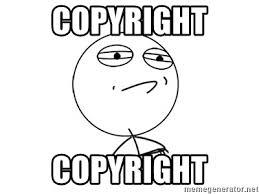Meme Generator Copyright - copyright copyright challenge accepted meme generator