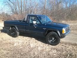 1988 jeep comanche pioneer 4x4 1986 jeep comanche x standard cab pickup 2 door 2 5l classic