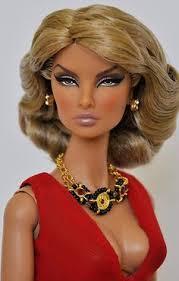 Seeking Doll Miss Collete Hair Makeup Dolls Black