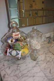 Bathroom Apothecary Jar Ideas Colors 92 Best Apothecary Jars Images On Pinterest Apothecary Jars
