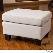 Upholstered Ottomans Upholstered Ottomans Storage Ottomans For Less Overstock
