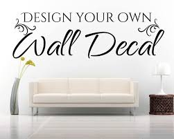 design your own wall art stickers home design ideas wall art design custom vinyl wall art family name wall decal date beautiful design your own