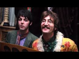 sargeant peppers album cover paul mccartney talks about the sgt peppers album cover