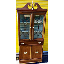 mahogany corner bookcase antique vintage storage and organization