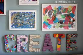 Preschool Wall Decoration Ideas by Make Creative Art Space Your Home Classroom Dma Homes 63596