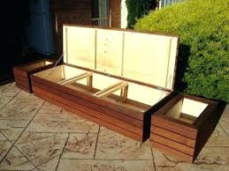Garden Bench With Storage Garden Seating Ideas Outdoor Bench Storage Seat Great Garden Bench
