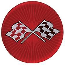c3 corvette flags c3 corvette 1968 1982 cross flag wheel decals complete set