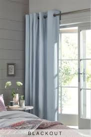 Duck Egg Blue Blackout Curtains Curtains And Blinds Blue Next Usa