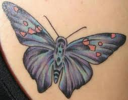 Flower Butterfly Tattoos 01 Butterfly Tattoos Tattoosphoto Page 3