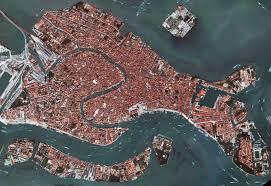Venice Map Venice Aerial Map Venice Italy U2022 Mappery