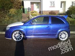 vauxhall corsa blue modified vauxhall corsa chevy pinterest opel corsa and cars