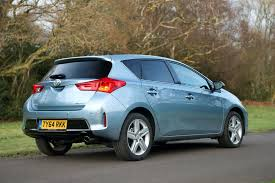 toyota auris hatchback review toyota