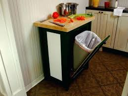 kitchen island trash kitchen island with garbage bin folrana