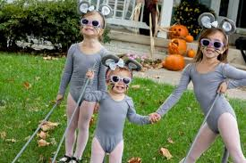 3 Blind Mice Costume Enchanted Mommy