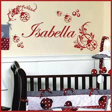 Ladybug Home Decor Ladybug Bedroom Decor Ladybug Crib Bedding Ffcoder Com