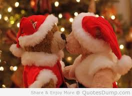 Christmas Romantic Kiss Wallpapers Quotes Quotesdump