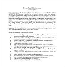 retail sales job description exol gbabogados co