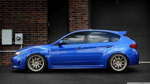 subaru rsti wallpaper blue subaru impreza wrx 4k hd desktop wallpaper for 4k ultra hd