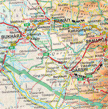 Silk Road Map Térkép Atlasz Webáruház