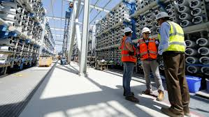 desalination is an expensive energy hog but improvements are on