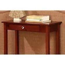 Tall Sofa Table by Cherry Sofa Table Ebay