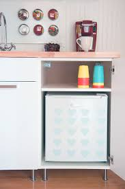 Cabinet For Mini Refrigerator Build A Diy Mini Kitchen For Under 400 Handmade Charlotte
