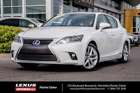 2014 lexus hybrid used 2014 lexus ct 200h hybrid touring toit ouvrant for sale in