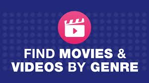 jio cinema how to find a movie tv show or music video by genre