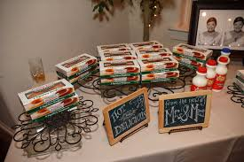 Skylander Favors by Ribbon Krispy Kreme Skylander Birthday Favors Unique