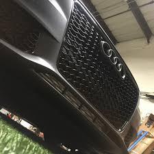 audi a4 matte black matte black color change car wrap u2013 2009 audi a4 sedan car wraps